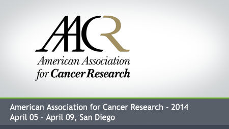 American Association for Cancer Research - 2014